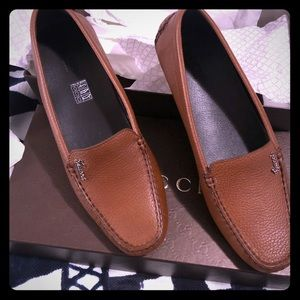 Gucci loafers brown 38 NWT